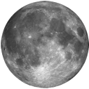 Full moon January 2024